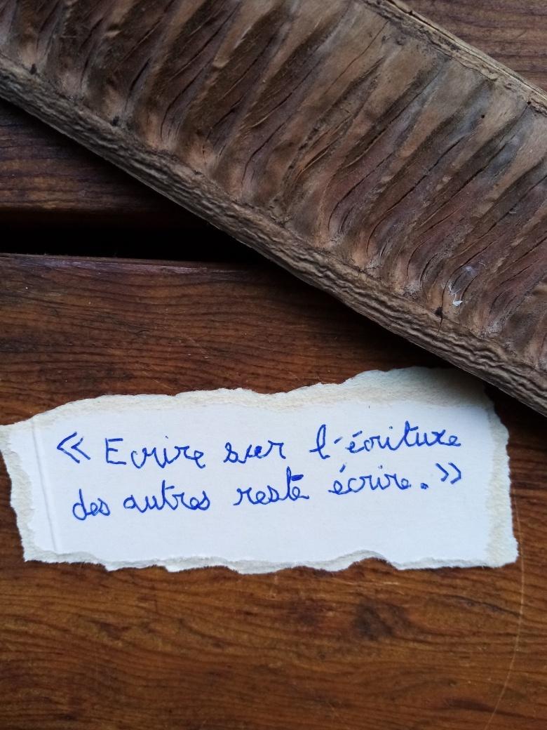 Citons Isabelle Louviot !