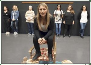 Culture du beau théâtre vivant contemporain