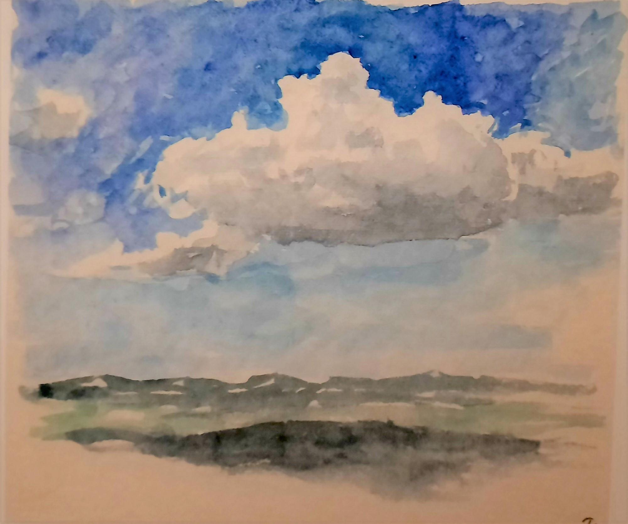 Accrocher un nuage